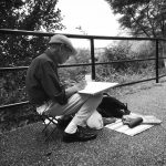 drawing and photography