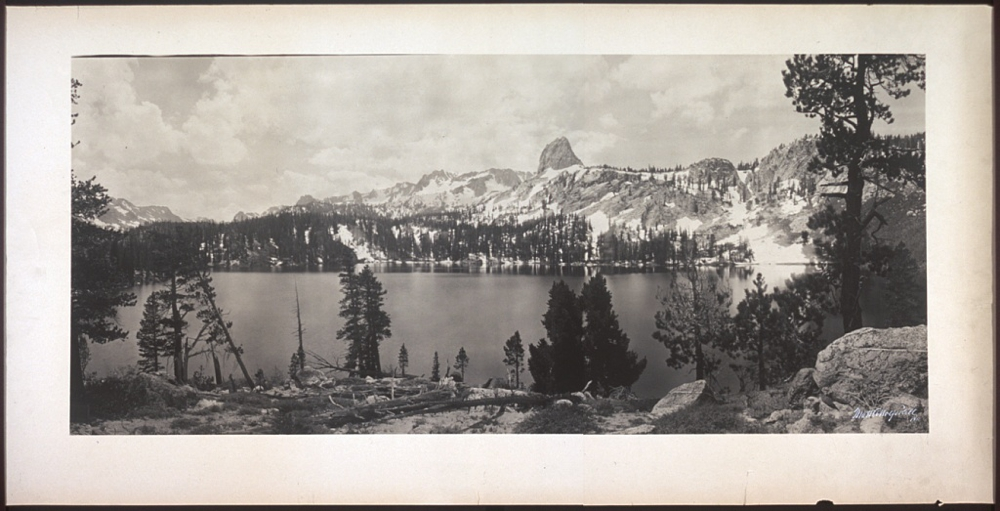 Lake George (Mammoth), Mono County, Calif.