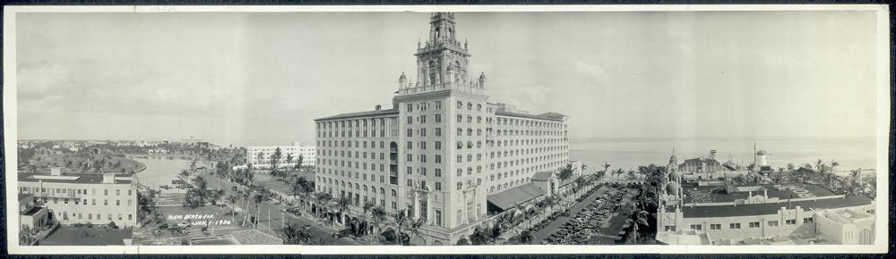 Roney Plaza Hotel, Miami Beach