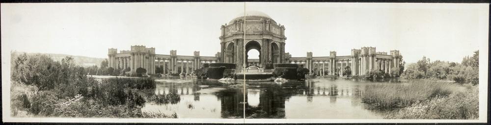 The Palace Fine Arts, San Francisco