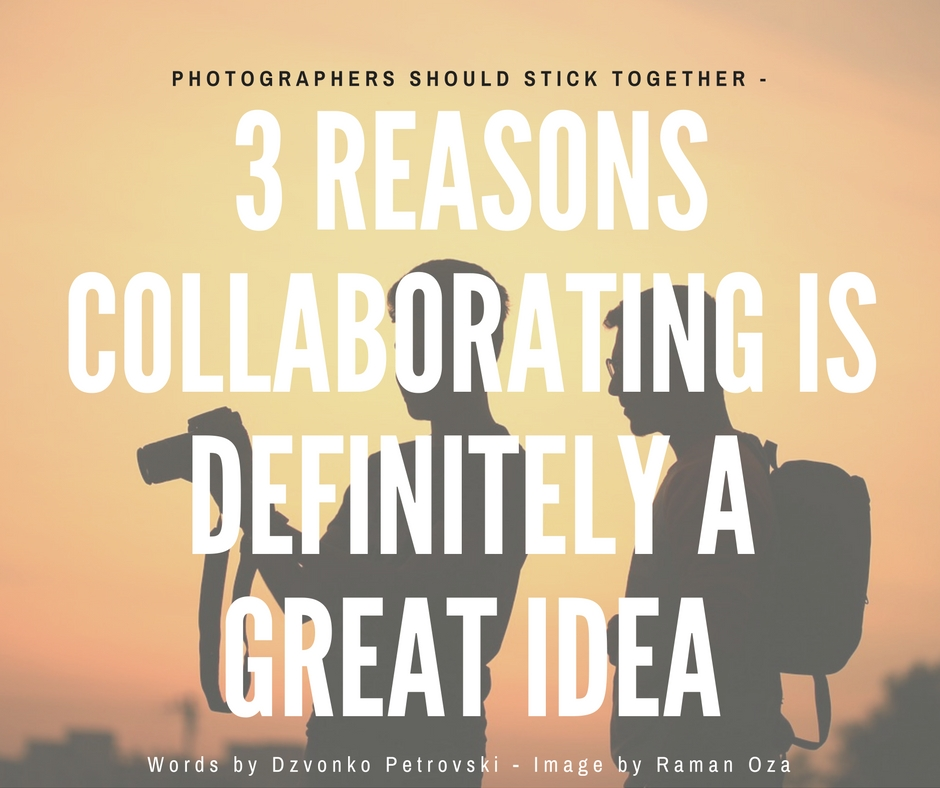 how to be a better photographer with others