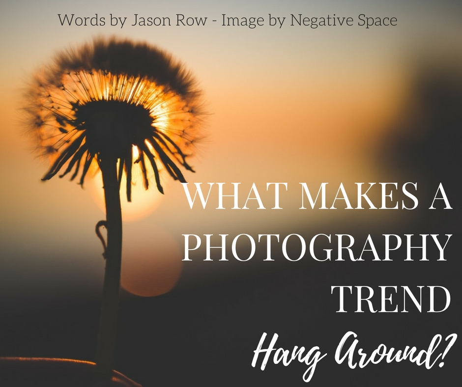 latest photography trends