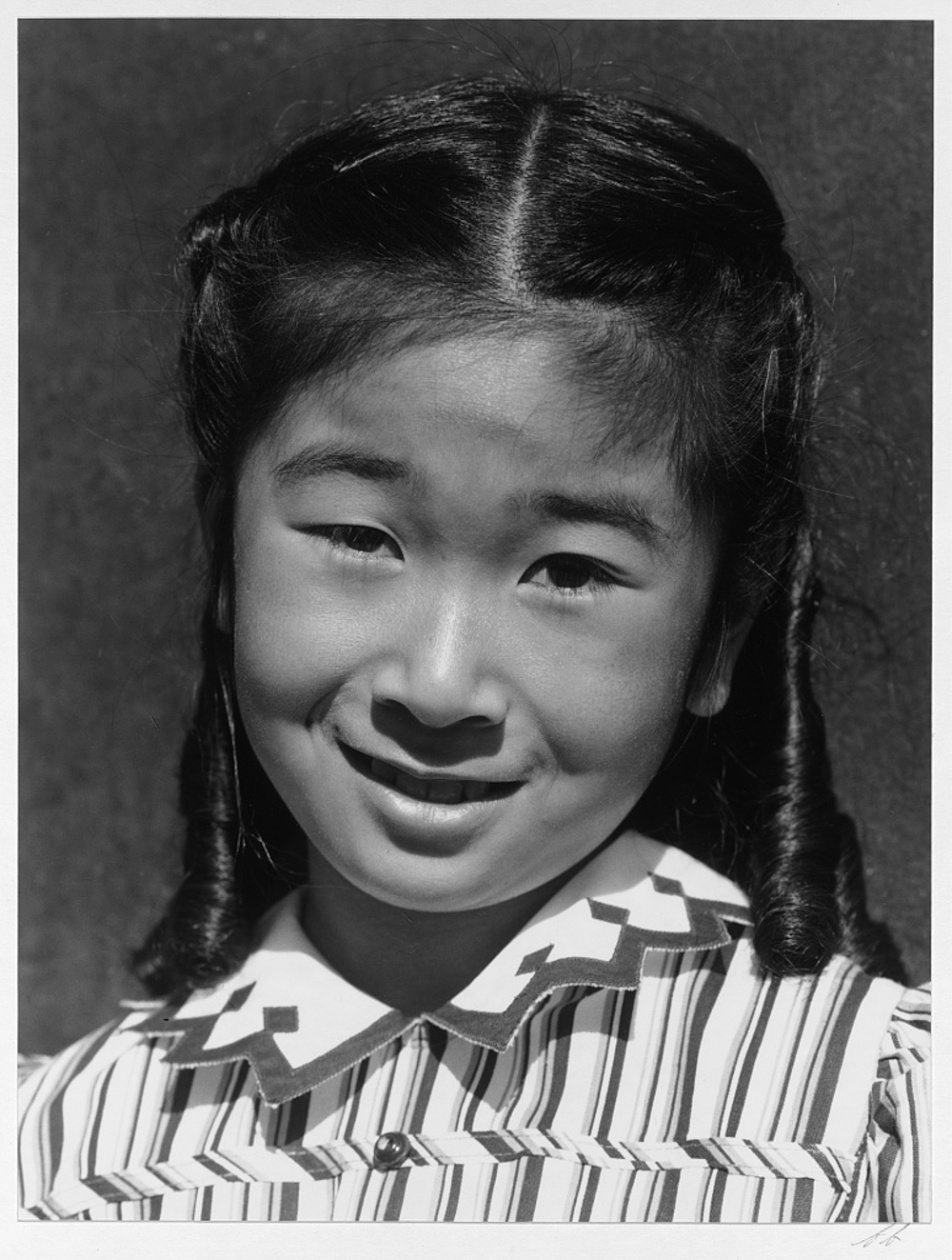 Joyce Yuki Nakamura, (eldest daughter)