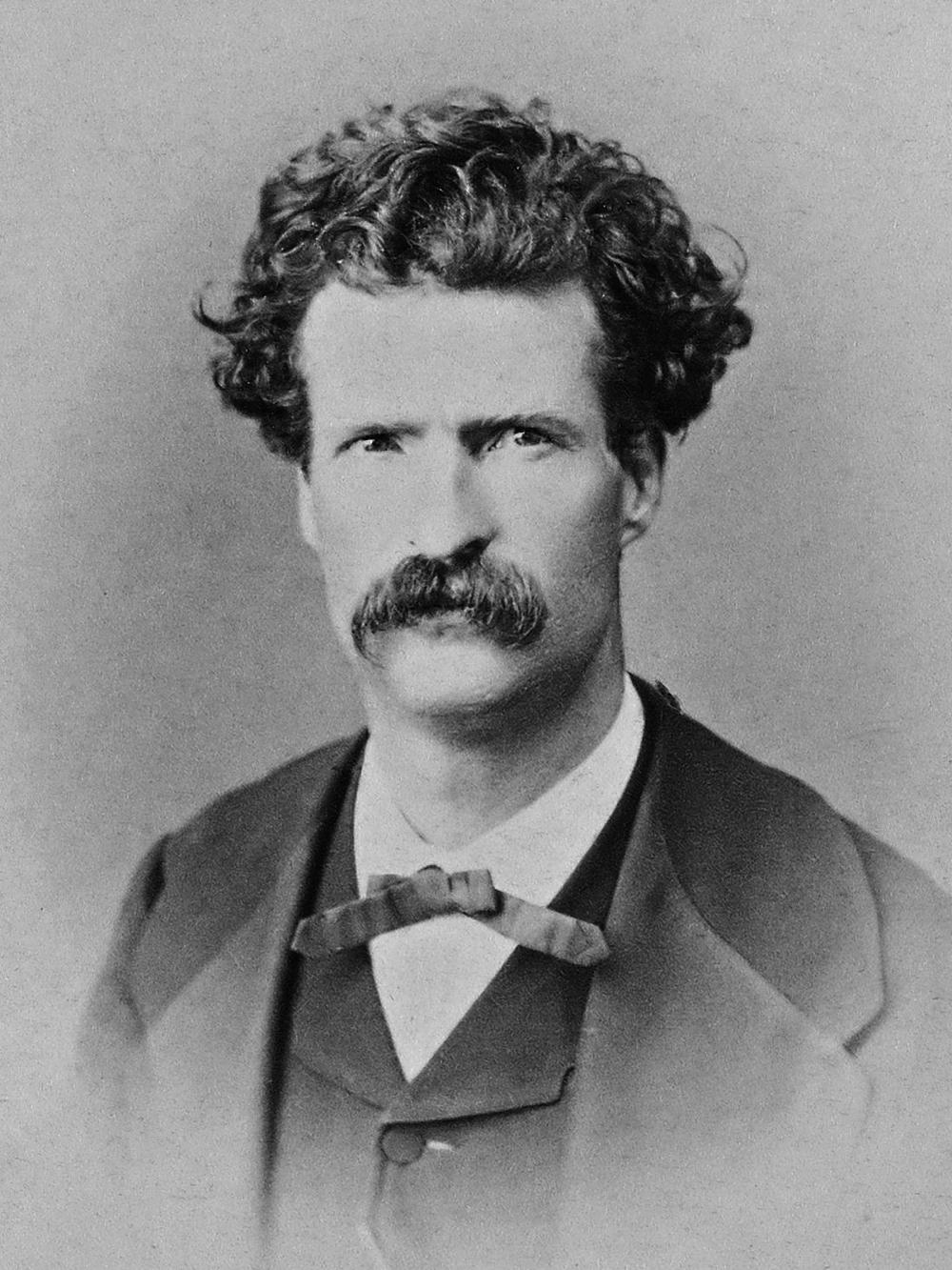 Mark Twain; September 1-2, 1867, Pera, Constantinople