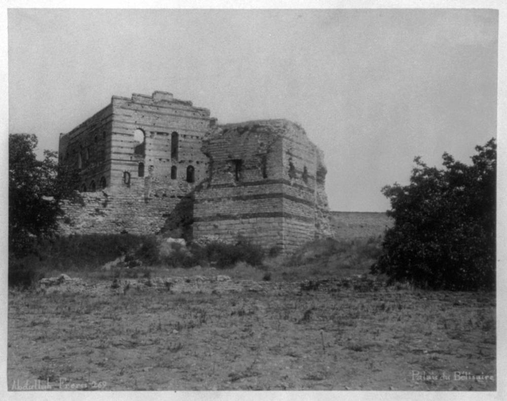 [Tekfur Sarayı (palace)] / Abdullah Frères