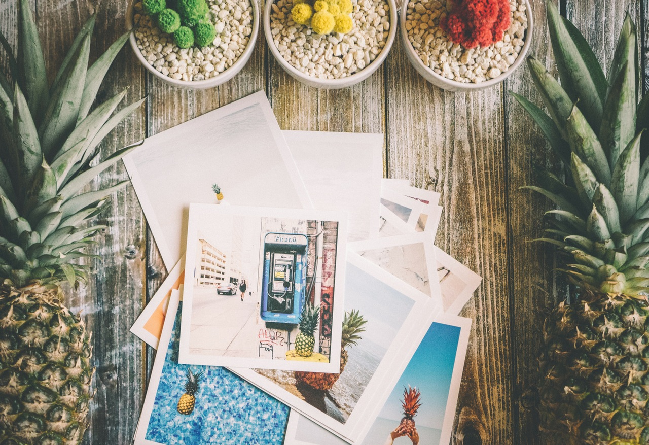 types of photography portfolio