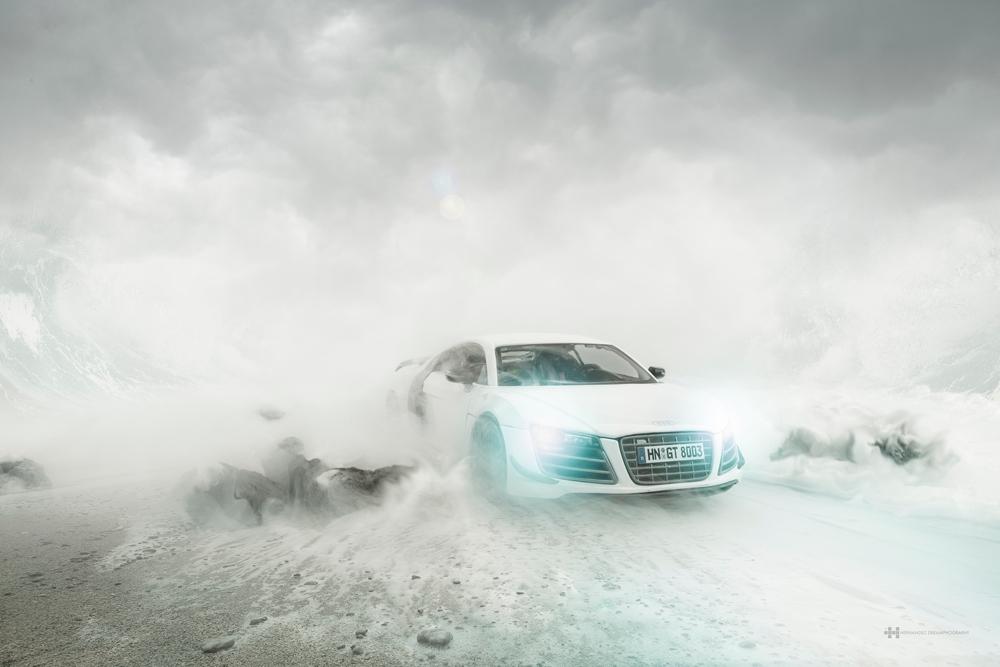 Audi R8 2L