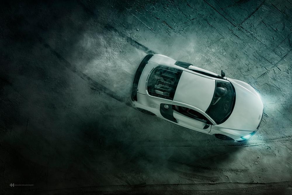 Audi R8 3L