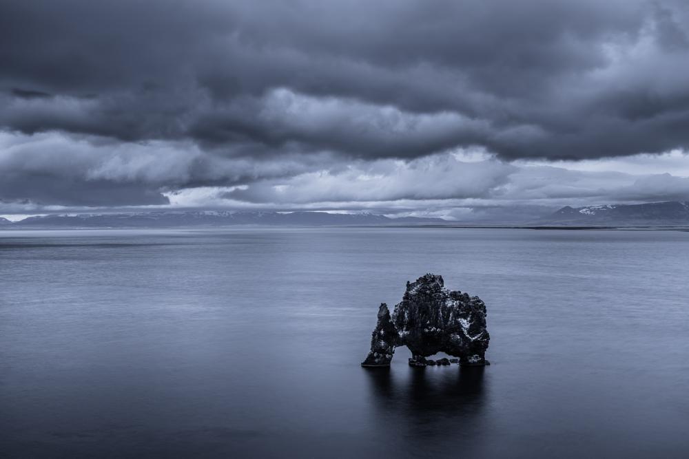 """""""Drinking Elephant"""", Iceland"""