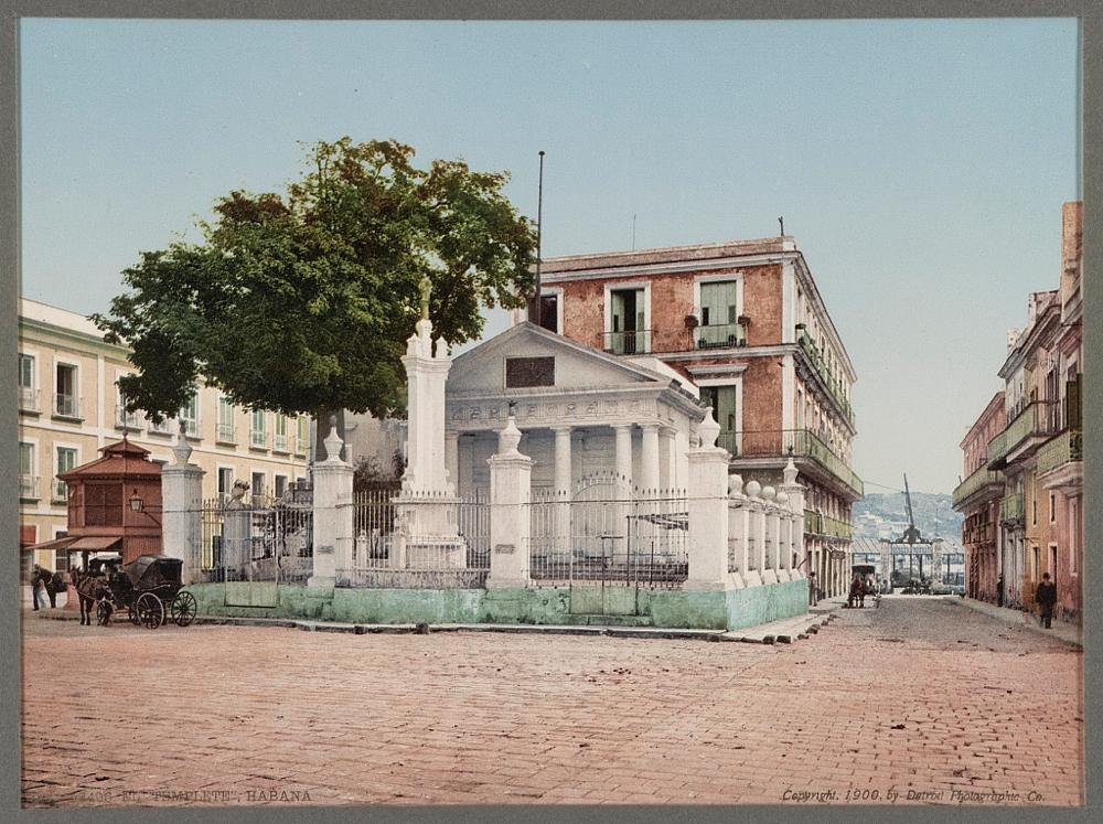 El Templete, Habana