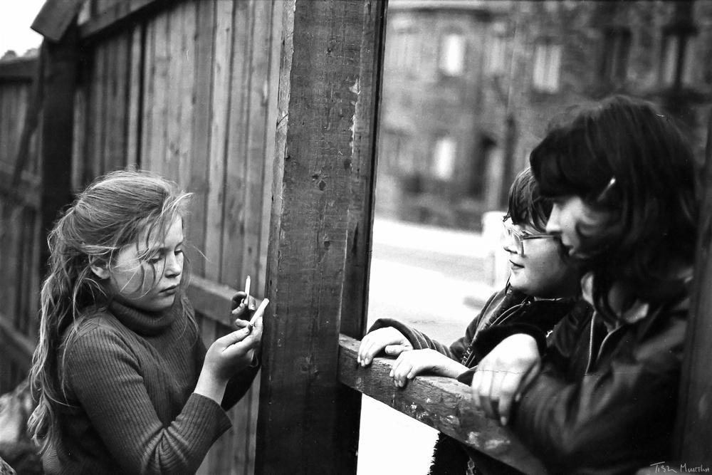 Elswick Kids (1978) © Ella Murtha