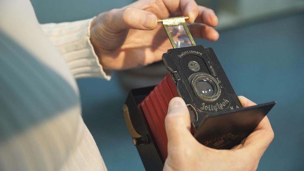 Jollylook Vintage Camera
