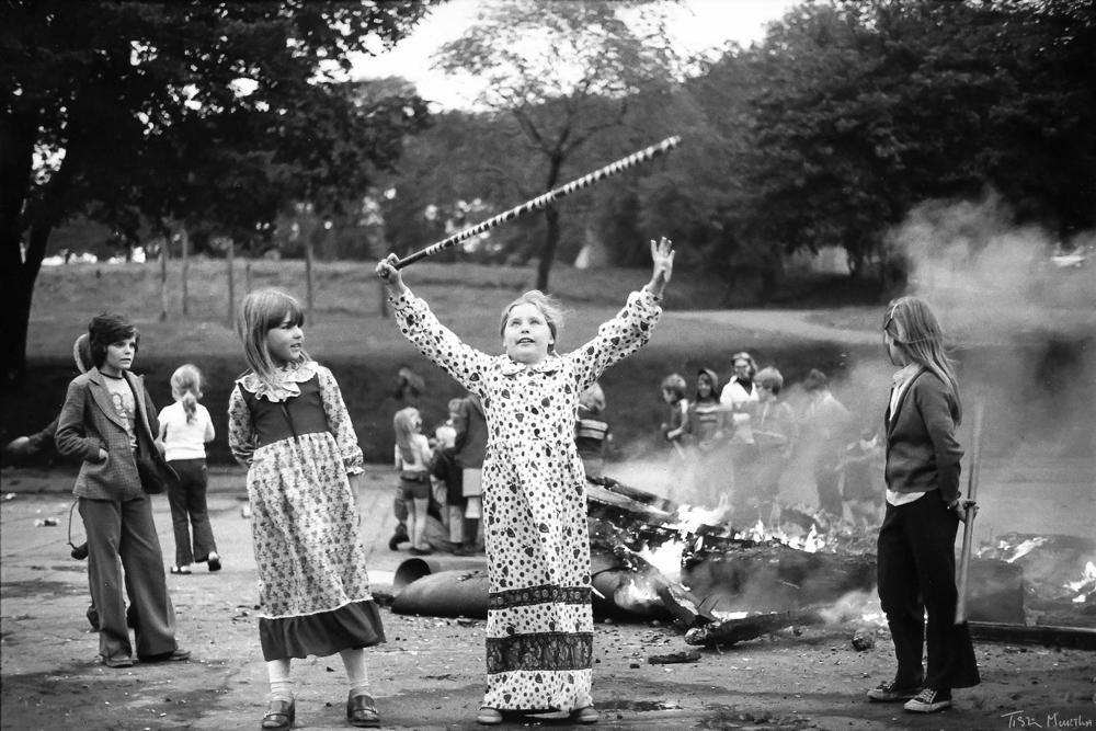 Juvenile Jazz Bands (1979) © Ella Murtha
