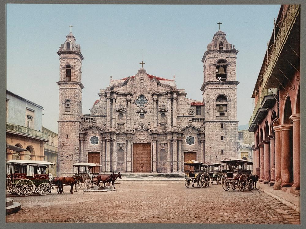 La catedral, Habana