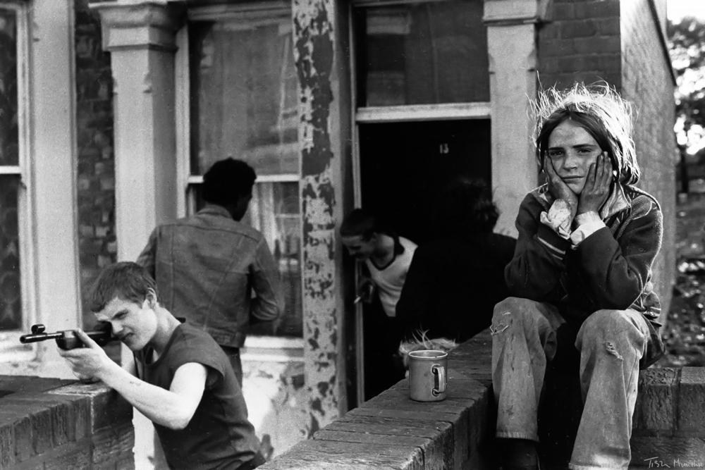 Youth Unemployment (1981) © Ella Murtha