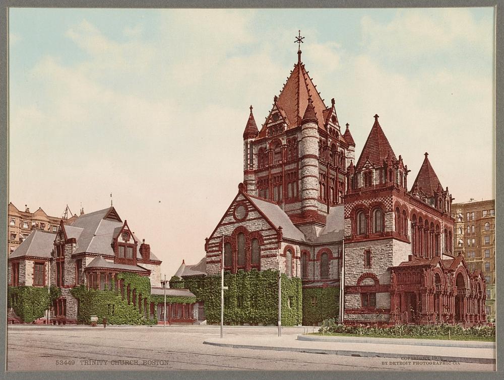 Trinity Church, Boston