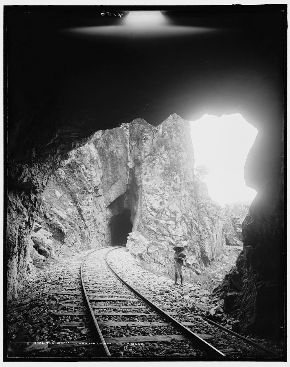Tunnel 3, Temasopa [sic] Canon