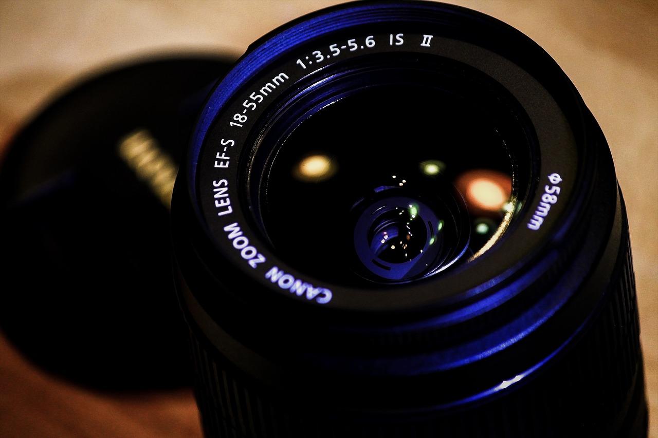 18-55mm kit lens