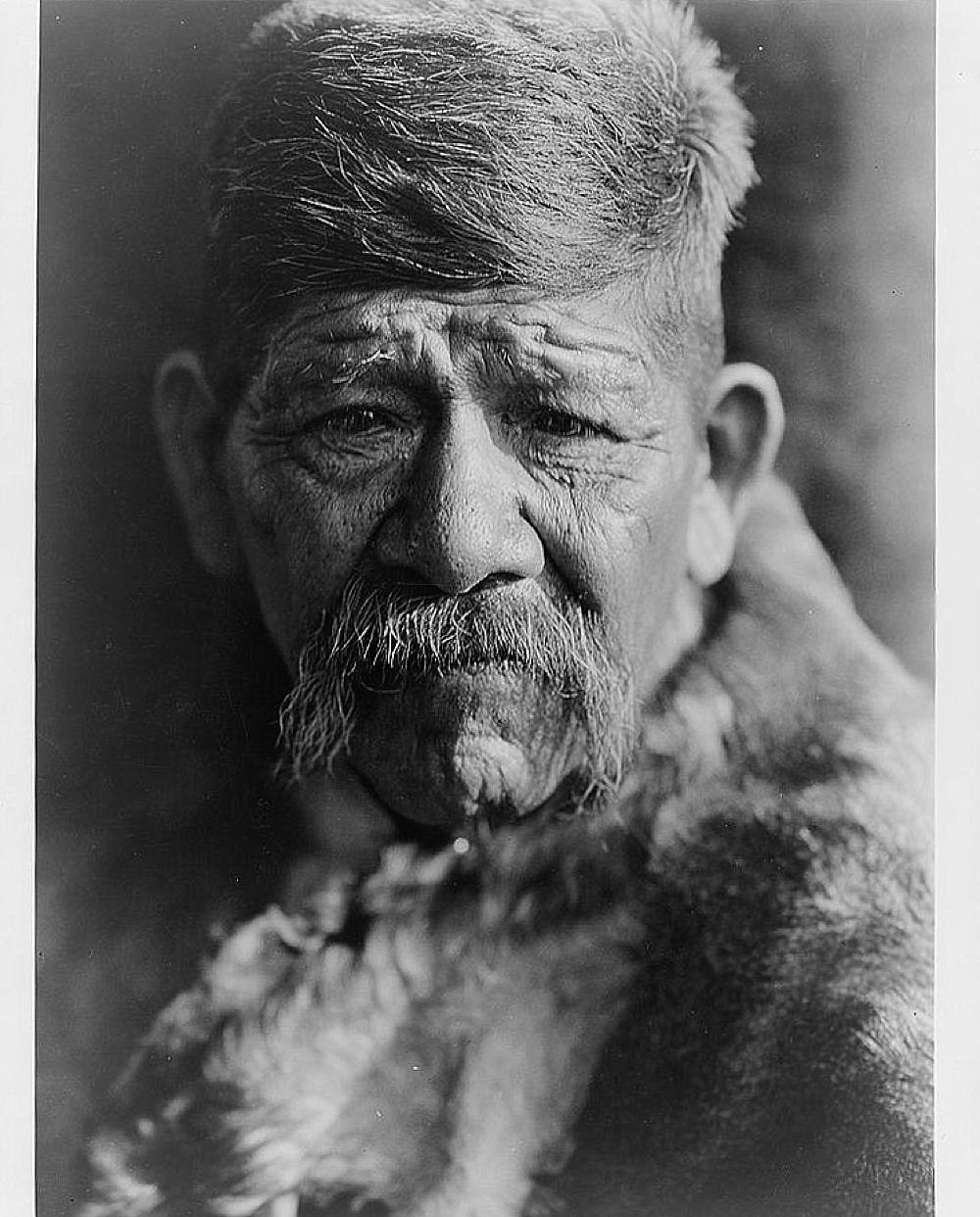 A Chief--Chukchansi Yokuts