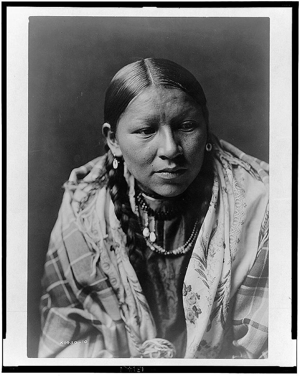 Cheyenne young woman