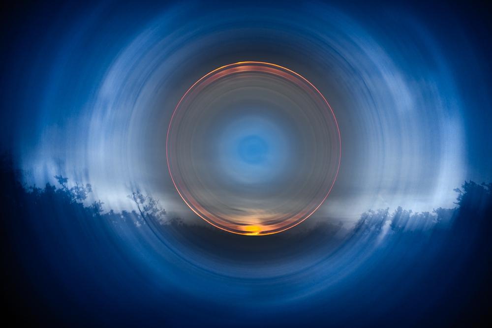 Fine Line Sun Spin