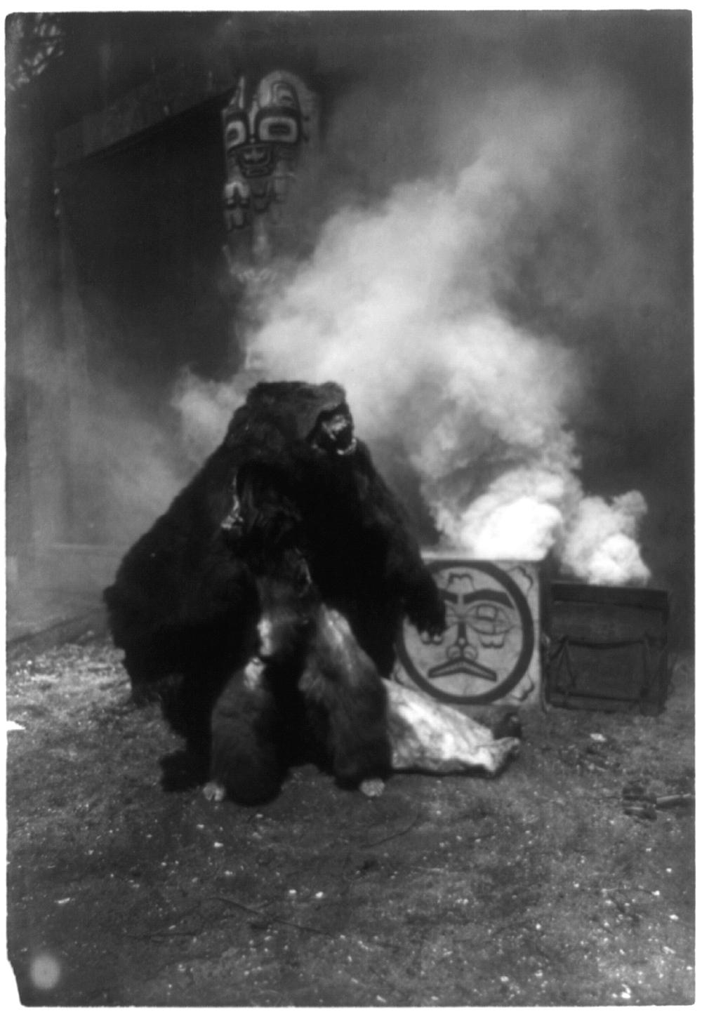 Grizzly-bear dancer--Qagyuhl
