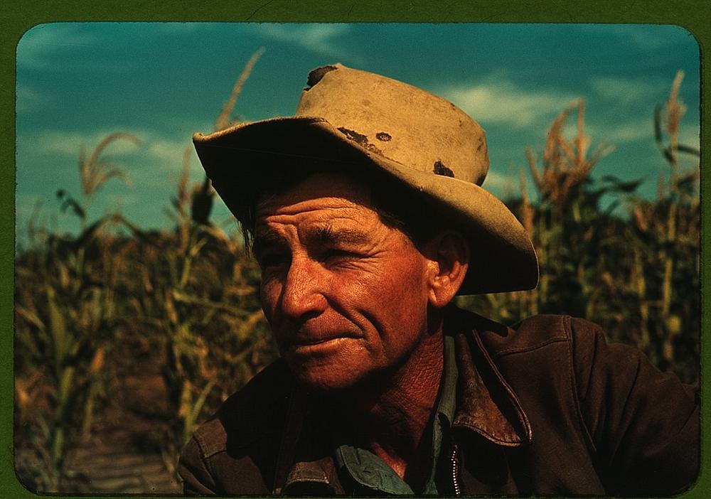 Jim Norris, homesteader