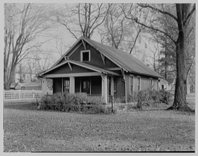 President Warren G. Harding, residence