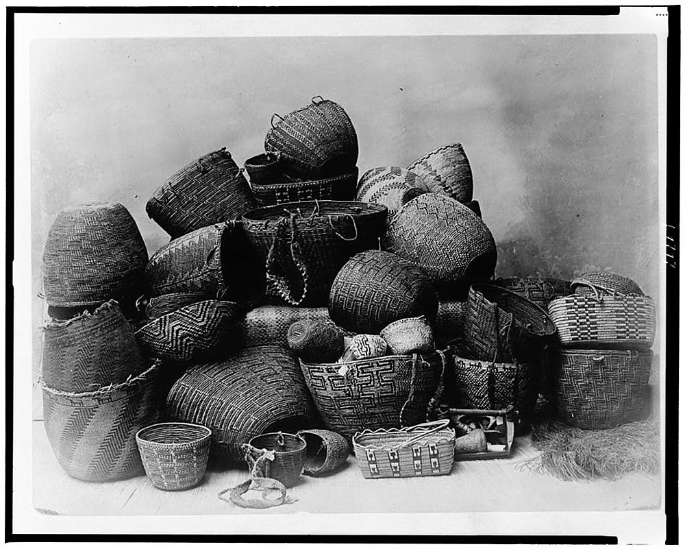 Puget Sound baskets