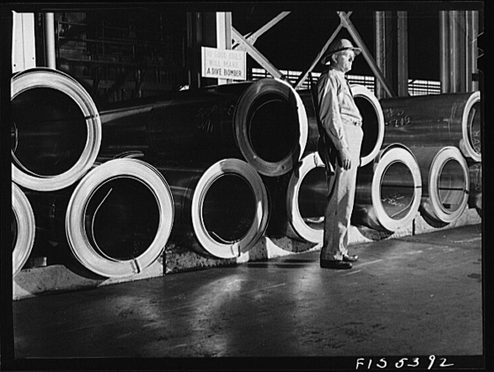 Sheffield, Alabama. Reynolds Alloys Company