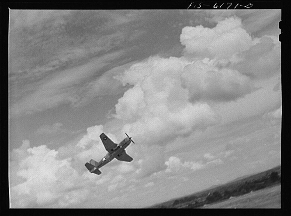 Vultee Aircraft Corporation plant1