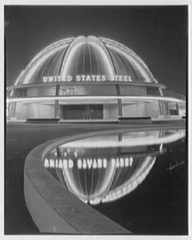 World's Fair night views