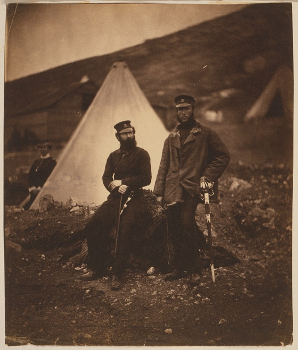 Captain Graham & Captain Macleod, 42nd Regiment