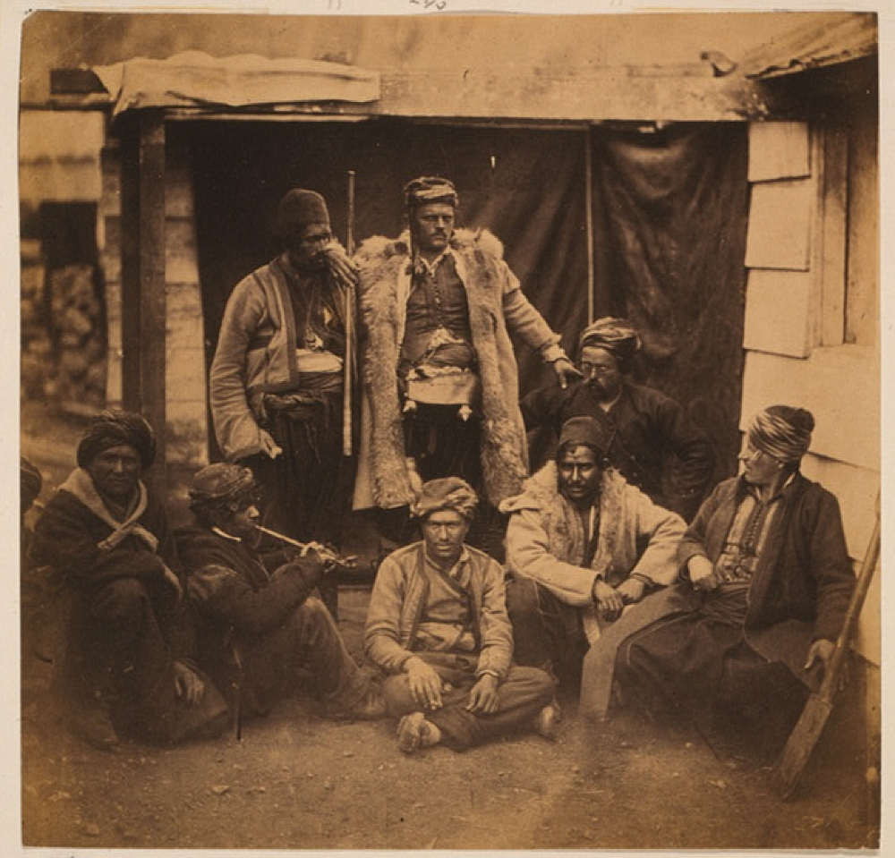 Group of Croats
