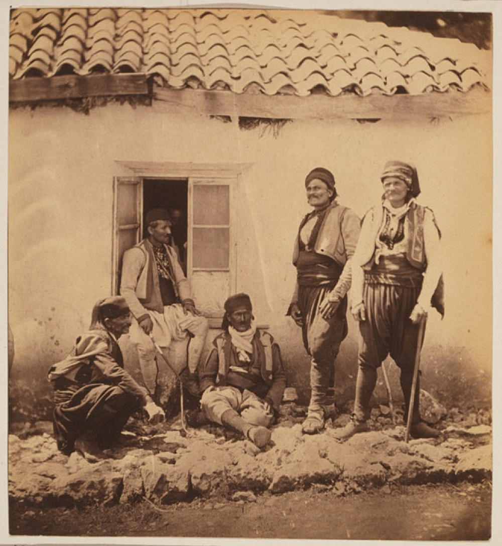 Group of Montenegrins