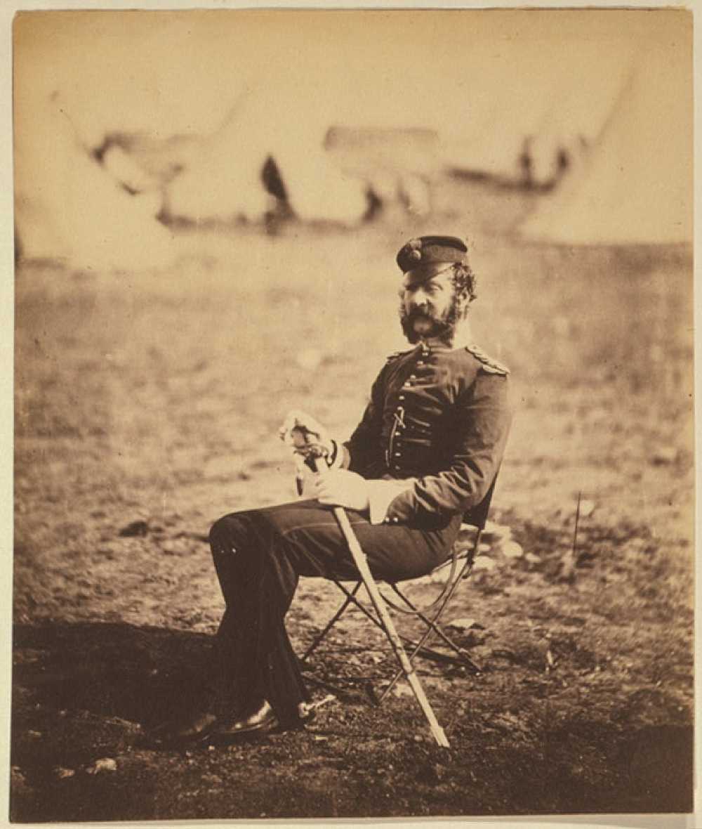 Major Butler, 28th Regiment