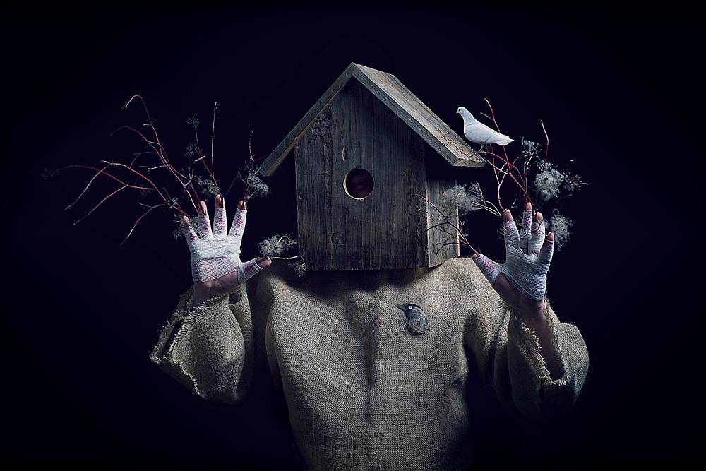 The Birdman ©2017, Katarzyna & Marcin Owczarek
