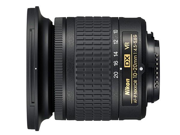 AF-P 10-20mm F4.5-5.6G VR