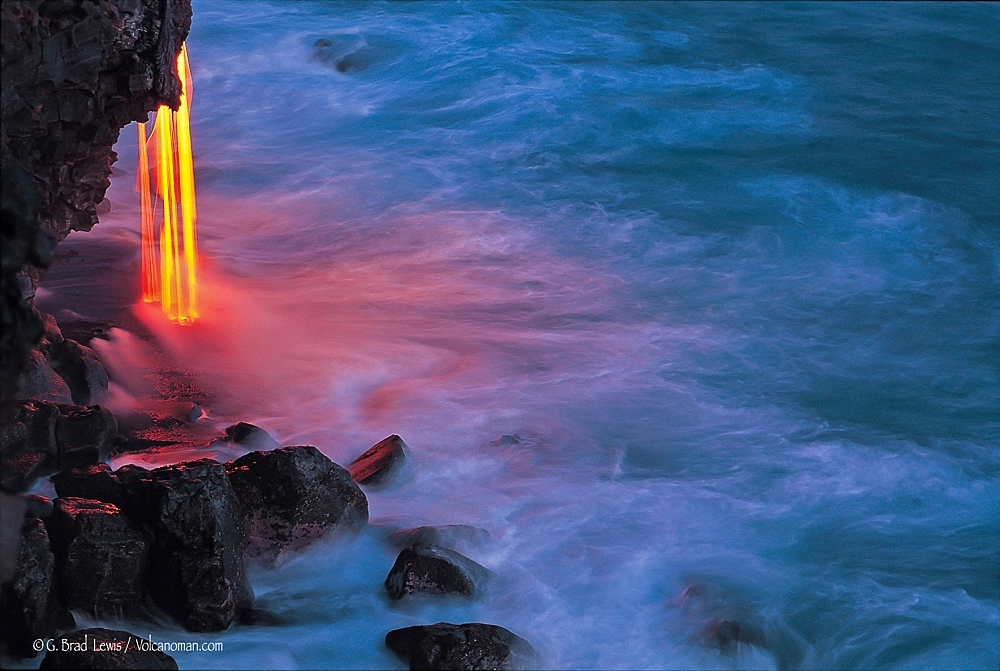 Firefall - Image by Brad Lewis