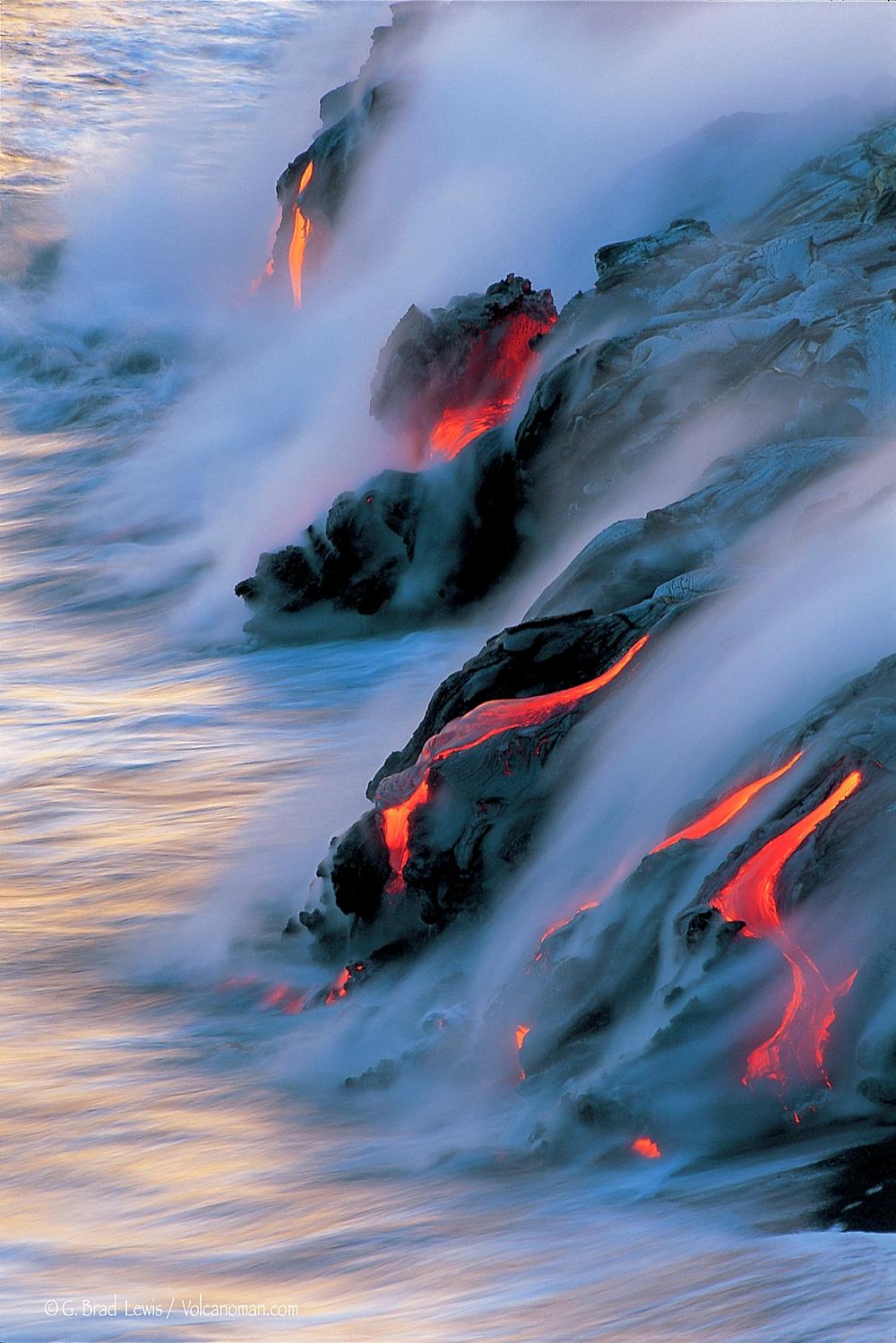 Ocean Dancing - Image by Brad Lewis
