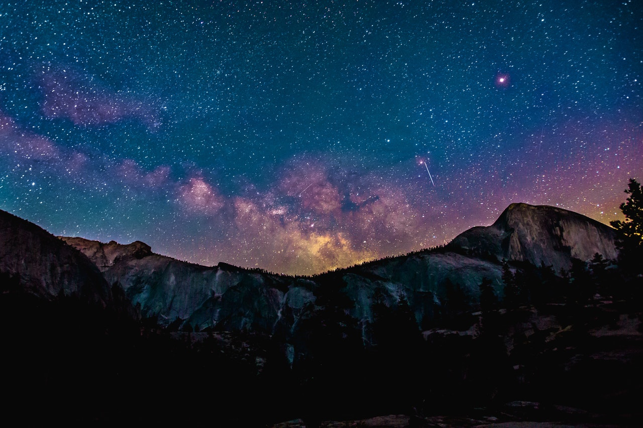 astrophotograph by teddy kelley