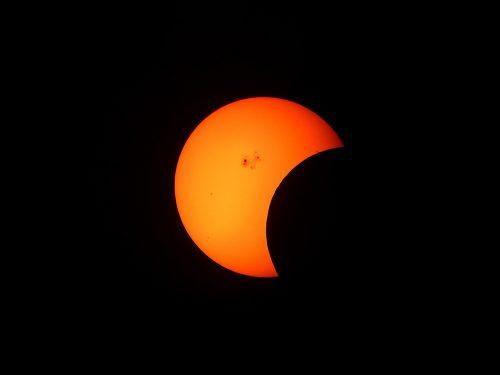 Partial Solar Eclipse, How To Photograph a Solar Eclipse
