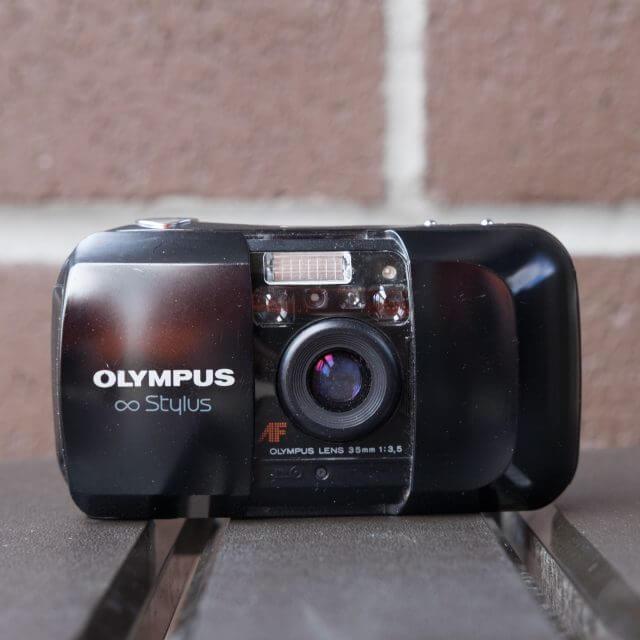 film camera olympus