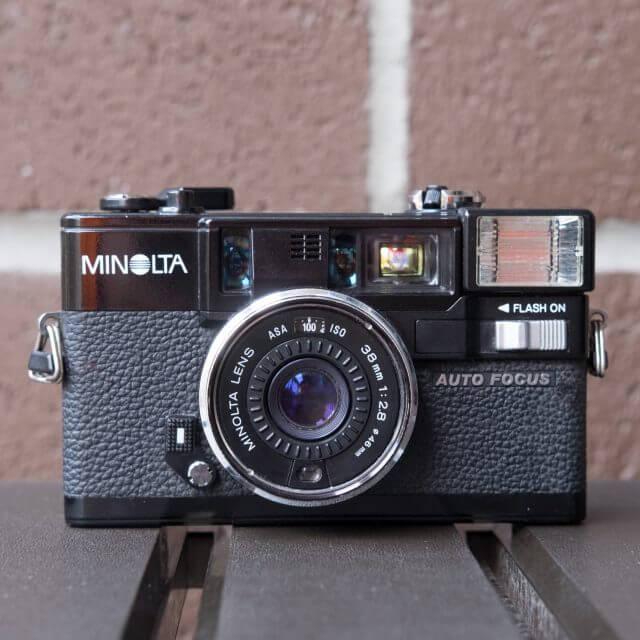 film camera minolta