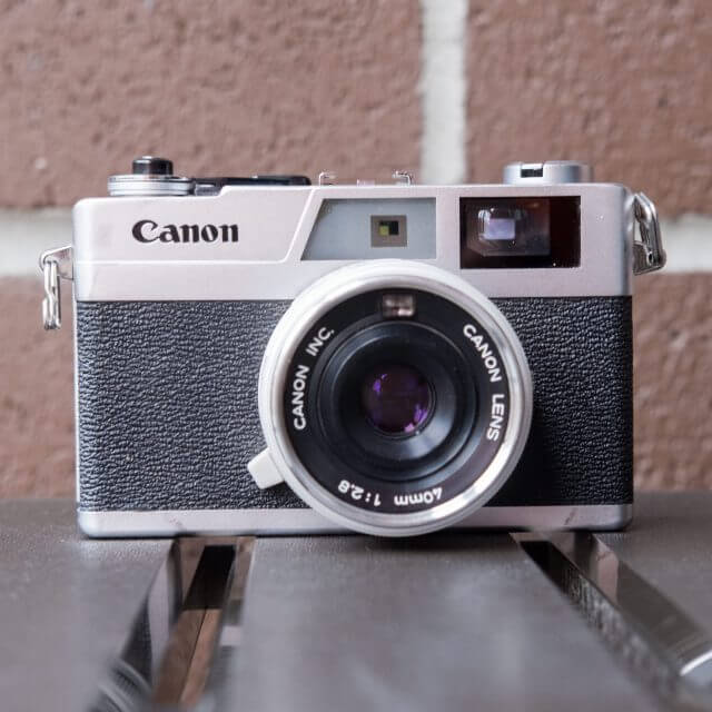 film camera canon