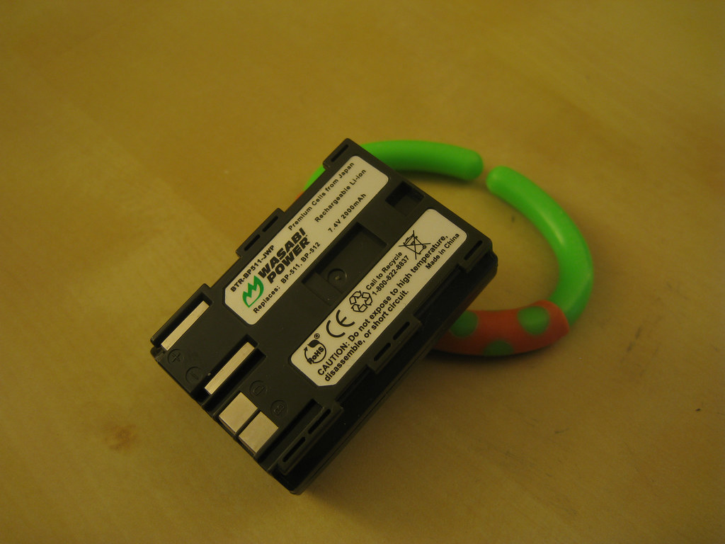 best third party camera batteries