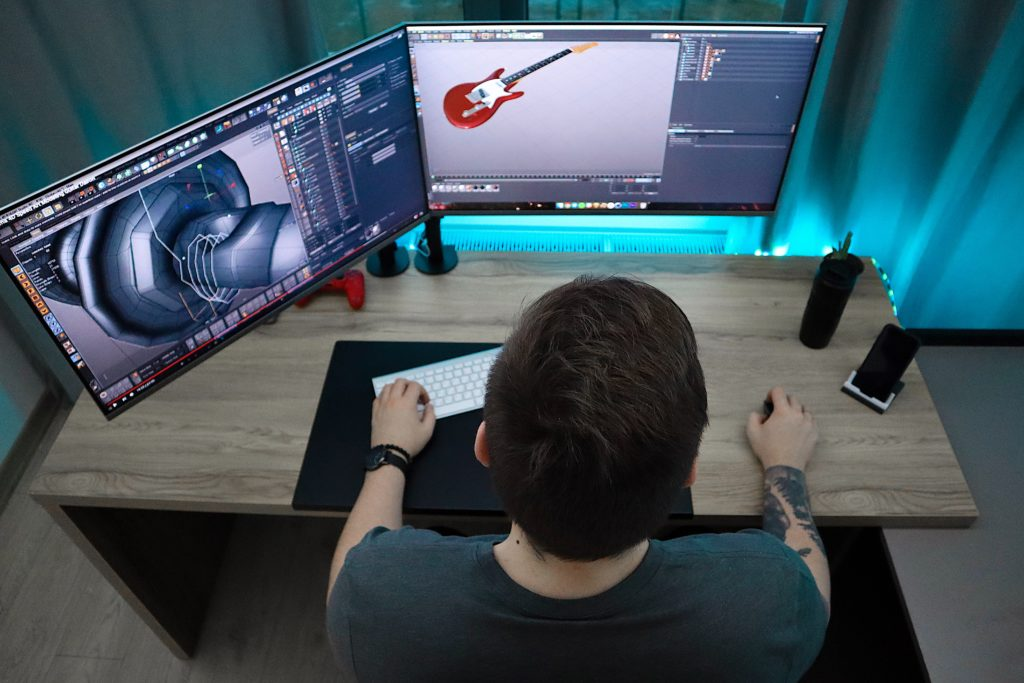 4k monitors and tvs are only 8mp