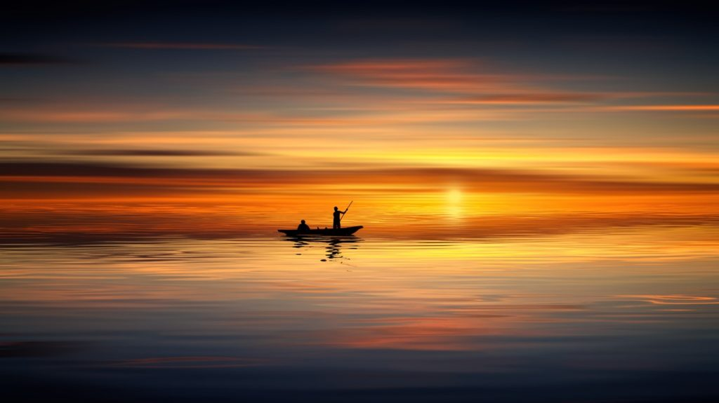Photo by Johannes Plenio. Seascape.