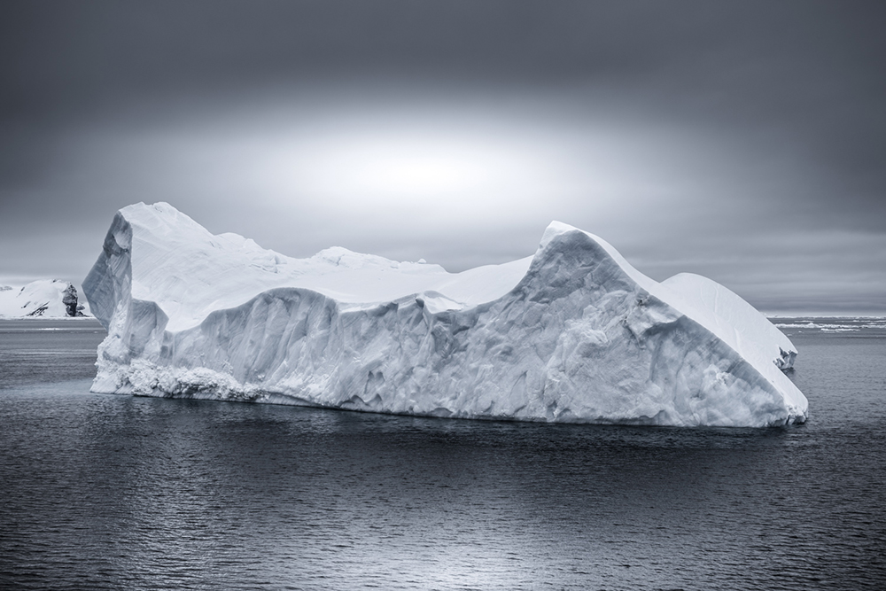 Drifting Away, Antarctica