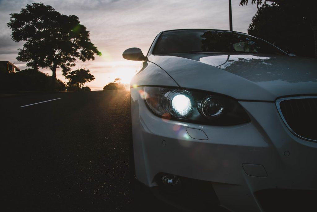 automotive photography creative composition perspective